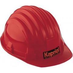 Kapriol 28500-28501 κράνος εργοταξίου κόκκινο & κίτρινο