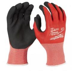Milwaukee 4932471416 Γάντια Νιτριλίου Smartswipe με προστασία κοπής 1