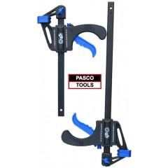 PASCO TOOLS Εξυπνος ταχύ σφικτήρας 2 λειτουργιών Quickgrip