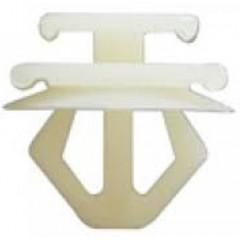 Πλαστικά κλιπ αυτοκινήτων Restagraf (1301) (BODYSIDE TRIM CLIPS) FOR PEUGEOT - CITROEN FOR 106 - 206 - 306  σε σακουλάκι 10 τεμαχίων