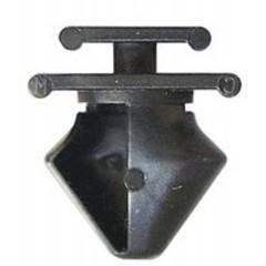 Πλαστικά κλιπ αυτοκινήτων Restagraf (10237) (BODYSIDE TRIM CLIPS 8mm) FOR PEUGEOT - CITROEN - RENAULT - DACIA FOR 406 PH 2 - 106 Σακουλάκι 10 Τεμαχίων