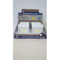 Quality Φακός - Διακόπτης Cob 3W Switch Light