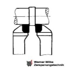 Wemer Wilke Μαχαίρι Τόρνου Προσώπου K/10, P30 ,R ,L DIN 4980 ISO 6