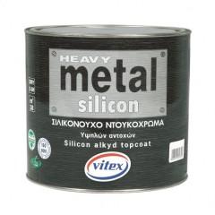 Vitex Metal Silicon Σιλικονούχο ντουκόχρωμα