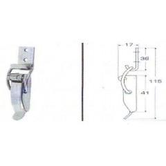 Ανοξείδωτος καταβάτης M8053G Inox A4