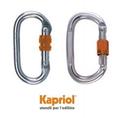 Kapriol 27989-27990 Γάντζος Ασφαλείας 20Kn 25Κn/16mm