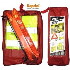 Kapriol Auto Security Kit Κιτ Ασφαλείας αυτοκινητου.