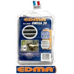 EDMA 0420 Omega 20 Ανταλλακτικά κλίπς για το TOPGRAF 20/22