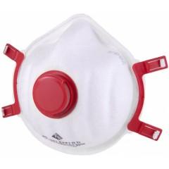 Filter Service FS-33V FFP3 R (NR) Non Reusable , (μη επαναχρησιμοποιούμενη )D μάσκες κυπελοειδείς με βαλβίδα εκπνοής