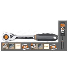 """Neo tools  καστάνια 1/2"""" και 1/4"""" νίκελ"""