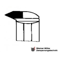 Wemer Wilke Μαχαίρι Τόρνου Εσωτερικού σπειρώματος R, R30 WN 283 ISO 13