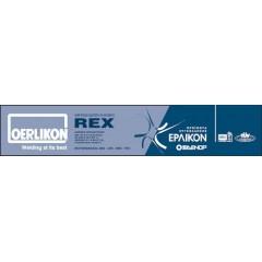 Ηλεκτρόδια Σιδήρου SFA-5.1 : Ε 6013 OERLIKON FINCORD [REX - ΕΙΔΙΚΑ ΚΑΙ ΓΙΑ ΚΑΤΕΒΑΤΟ ΚΑΙ ΓΙΑ ΓΑΛΒΑΝΙΖΕ]