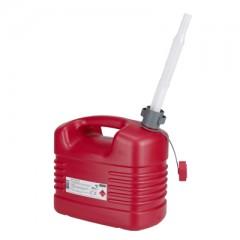 PRESSOL 21133 Πλαστικό δοχείο καυσίμων 10 λίτρων Jerry Can