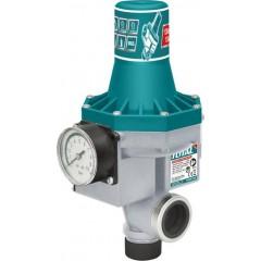 Total TWPS102 Ελεγκτής Πίεσης Νερού Αυτόματος 1100W