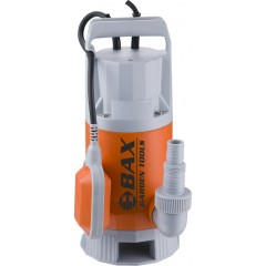 BAX B1-400 Υποβρύχια πλαστική ηλεκτρική αντλία ακαθάρτων υδάτων 400W
