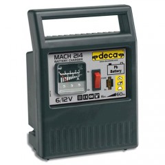 Deca MACH 214 Αυτόματος φορτιστής μπαταριών