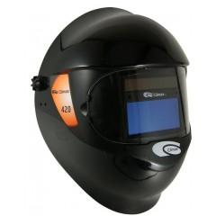 Ηλεκτρονική Μάσκα ηλεκτροσυγκόλλησης - ηλεκτροκόλλησης CLIMAX 420 MADE IN SPAIN αυτόματη μεταβλητής σκίασης DIN 9-13