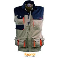 Kapriol Kavir Γιλέκο εργασιας