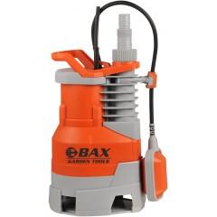 BAX B121-750 Υποβρύχια Αντλία Ακάθαρτων Υδάτων Με Ρυθμιζόμενο Φλοτέρ 750W