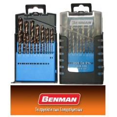 BENMAN 74667 HSS-Cobalt 5% Σετ τρυπάνια κοβαλτίου