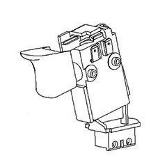 Διακόπτης εργαλείου DEWALT DC981 368832-09 [Νουμέρο 3 στο διάγραμμα του εργαλείου]