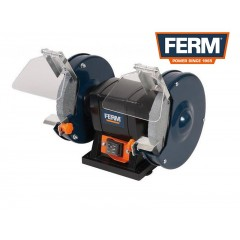 FERM BGM1020 Δίδυμος τροχός 250W-150mm
