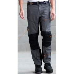 Kapriol Niger Blue-Grey Παντελόνι εργασίας μπλέ-γκρί