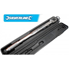 "Silverline Super Torque 1/2"" 42-210Nm Δυναμόκλειδο"
