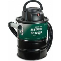 Stayer BC1200D Ηλεκτρική Σκούπα Στάχτης