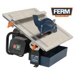 FERM TCM1010 Κόφτης πλακιδίων υγρής 600 Watt - Ø180mm