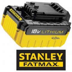 Stanley Fatmax  FMC688L 18V 4.0Ah Li-ion Μπαταρία