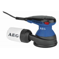 AEG EX 125 E Παλμοπεριστροφική γυαλοχαρτιέρα