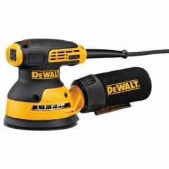 Έκκεντρο Περιστροφικό Τριβείο Παλάμης DeWALT DWE6423-QS 125mm