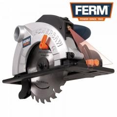 FERM CSM1033 Δισκοπρίονο 1200 Watt - Φ185mm δίσκος