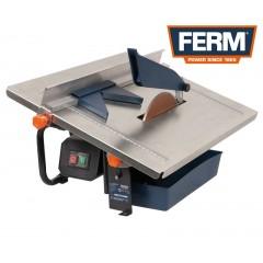 FERM TCM1011 Κόφτης πλακιδίων υγρής 900 Watt - Ø200mm