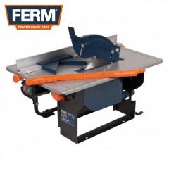 FERM TSM1032 Επιτραπέζιο δισκοπρίονο 800 Watt - Φ200mm
