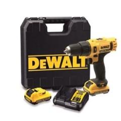 DeWALT DCD716D2 10.8V Επαναφορτιζόμενο Δράπανο Ιόντων Λιθίου
