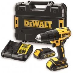 Dewalt DCD777S2T-QW 18V XR Brushless Δραπανοκατσαβιδο