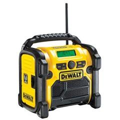 Dewalt DCR020-QW Ραδιόφωνο ψηφιακό μπαταρίας - σκέτο σώμα