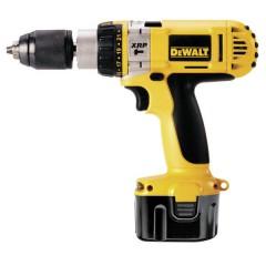 DeWalt DW981K2 δραπανοκατσάβιδο 2x12V 2.0Ah NiCd 12V
