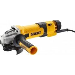 Dewalt DWE4257 Γωνιακός Τροχός 125mm 1500 Watt με ρυθμιζόμενη ταχύτητα