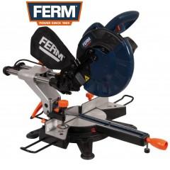 FERM MSM1036 Φαλτσοπρίονο 2000 Watt 255mm