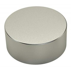 Μαγνήτης κυλινδρικός Νεοδυμίου N52 (NdFeB) 70 x 30mm [300Kg]