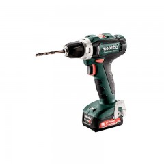 Metabo PowerMaxx BS 12 Δραπανοκατσάβιδο Μπαταρίας 12V [max] [10.8V nominal] 6.01036.50