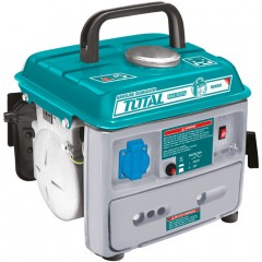 Total TP18001 Βενζινοκίνητη ηλεκτρογεννήτρια 650W