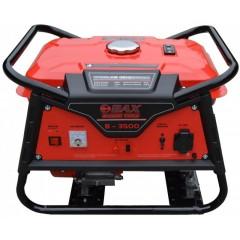 BAX B-3500 Βενζινοκίνητη ηλεκτρογεννήτρια 2500W