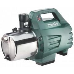 Metabo HWA 6000 Inox αντλία οικιακής ύδρευσης με αυτόματο σύστημα [6.00980.00.xx]