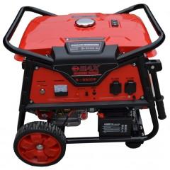 BAX B-6500E Βενζινοκίνητη ηλεκτρογεννήτρια 5000W