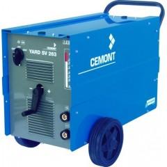 Cemont Yard SV 263 Βιομηχανικός Μετασχηματιστής/Ανορθωτές 400-3Volt