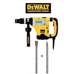 DeWALT D25601K 45mm SDS-Max Περιστροφικό σκαπτικό πιστολέτο+Καλέμι+βελόνι Δώρο